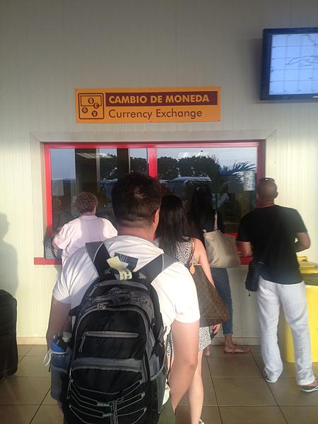 Airport Cambio